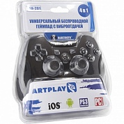 Беспроводной геймпад Artplays Bluetooth/радио 2,4GHz PC, PS3, Android, iCade
